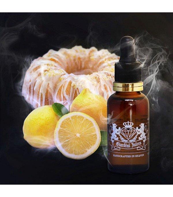 Líquido  Gllazed Lemon - Limão - Giardini Juices - 30ml