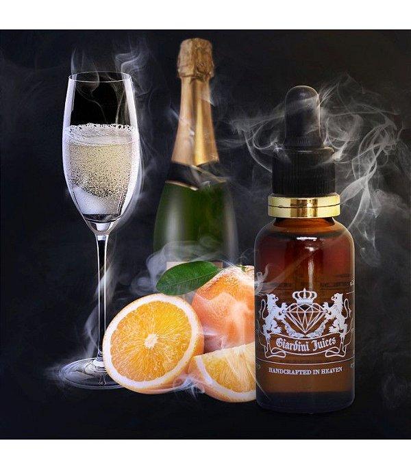 Líquido Millionaire - Champanhe - Laranja Fresca - Morango - Giardini Juices - 30ml