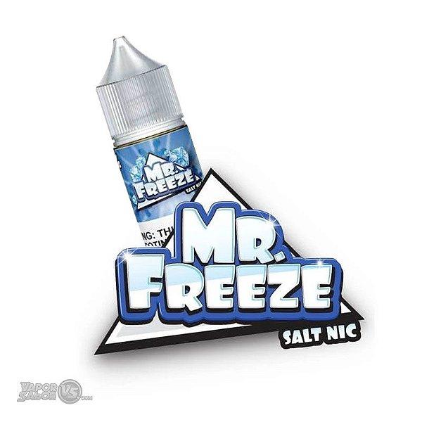 Líquido Mr Freeze SaltNic - Pure Ice - Mr Freeze