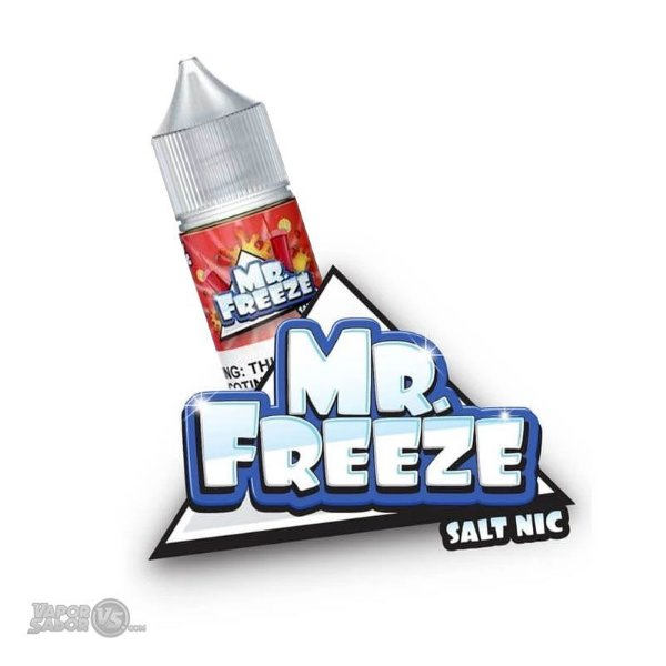 Líquido Mr Freeze SaltNic - Watermelon Frost - Mr Freeze
