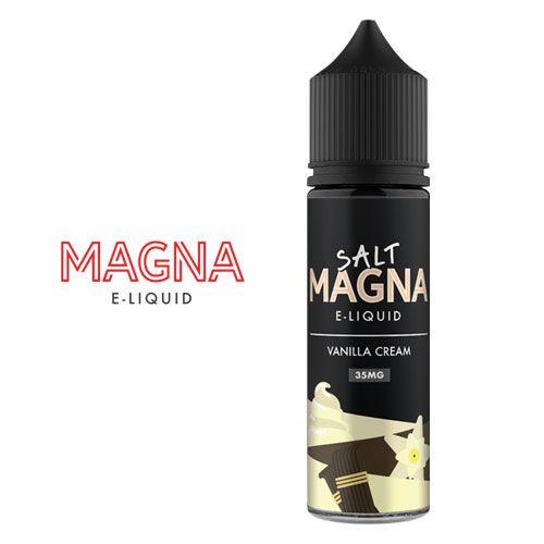 Líquido Vanilla Cream - Dessert - SaltNic / Salt Nicotine - Magna