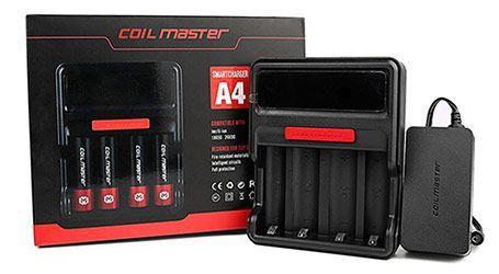 Carregador A4 Charger - Coil Master