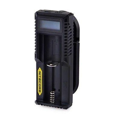 Carregador UM10 + USB | Nitecore