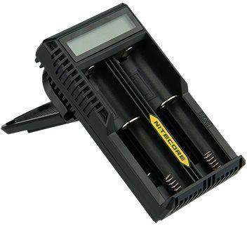 Carregador UM20 + USB | Nitecore