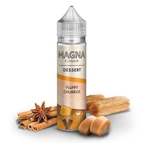 Líquido Fluffy Churros (Dessert) | Magna