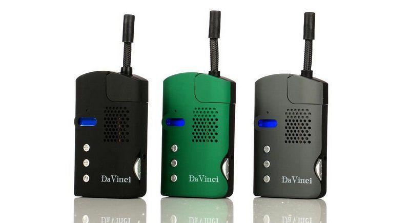 Vaporizador de Ervas DaVinci Classic - DaVinci™