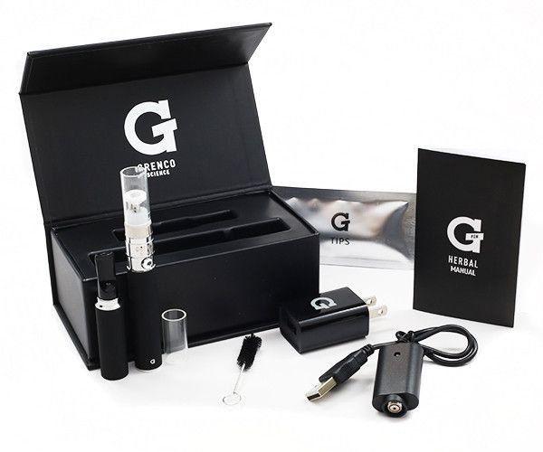 Vaporizador de Ervas | G Pen Herbal™ | BLACK – Grenco Science
