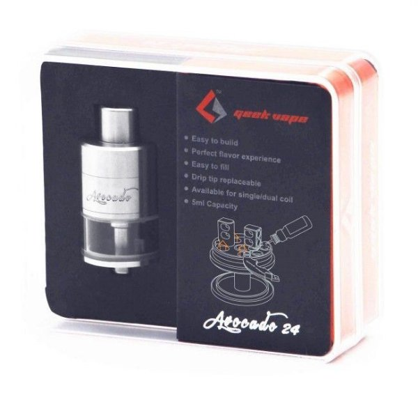 Atomizador Avocado 24 RDTA 5.0mL - GeekVape™