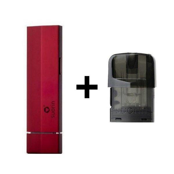Pod System Edge com Cartucho + 2 Baterias | Suorin