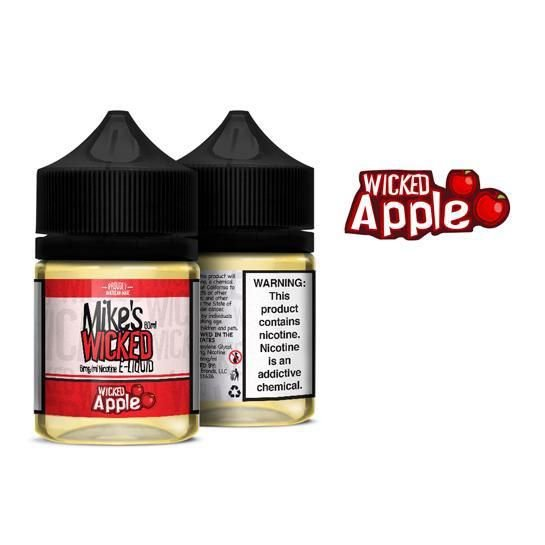 Líquido Wicked Apple - Mike's Wicked