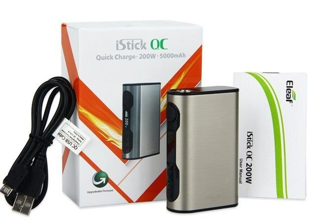 MOD iStick QC 200W - 5000mAh - Eleaf