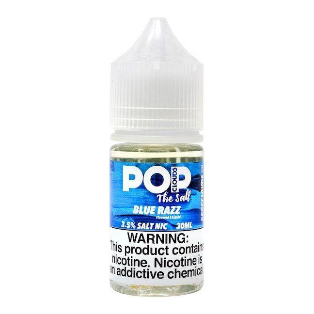 Líquido Blue Razz - The Salt - SaltNic / Salt Nicotine - Pop Clouds