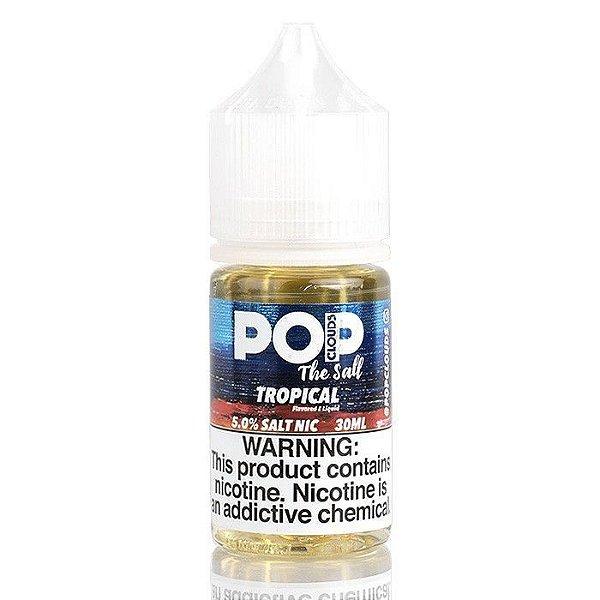 Líquido Tropical Punch Candy - The Salt - SaltNic / Salt Nicotine - Pop Clouds