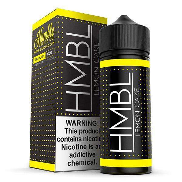 Líquido Lemon - Cake SaltNic / Salt Nicotine - Humble Juice Co