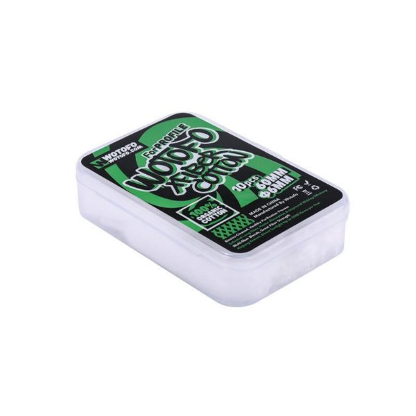 Algodão (Organic Cotton) Xfiber | Wotofo