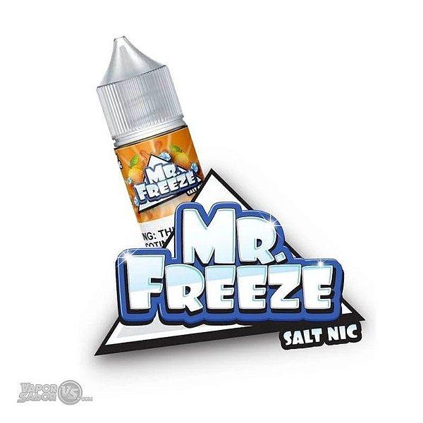 Líquido Mr Freeze SaltNic - Strawberry Banana Frost - Mr Freeze