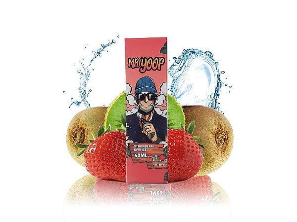 Líquido Strawberry Kiwi ICE - Mr. Yoop
