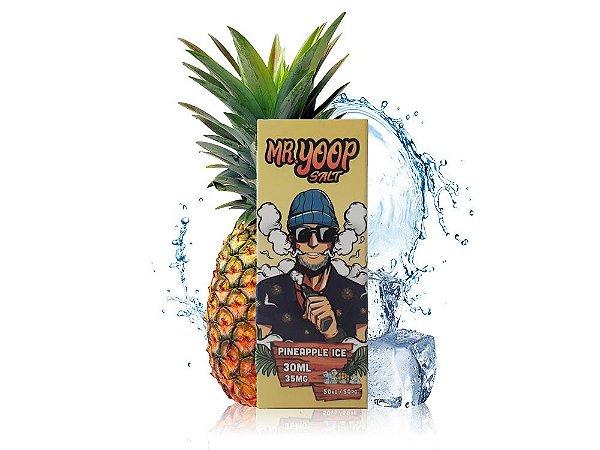 Líquido Pineapple ICE - Salt - Mr. Yoop