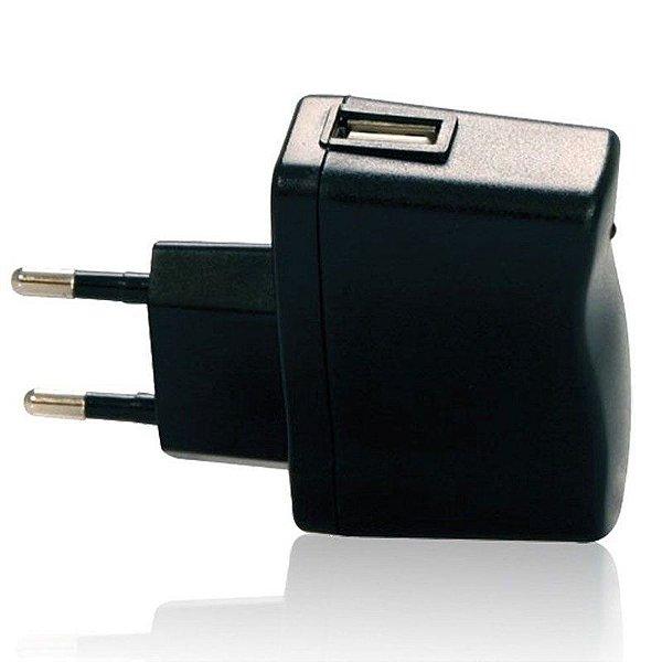 Adaptador USB Bivolt - 5V 500mah