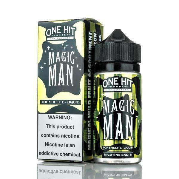 Líquido Magic Man SaltNic / Salt Nicotine - One Hit Wonder e-Liquid