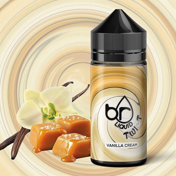 Líquido BrLiquid - Twist - Vanilla Cream