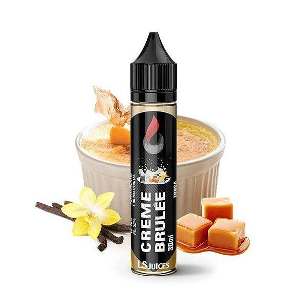 Líquido Creme Brulée (Pudim) - LS JUICES