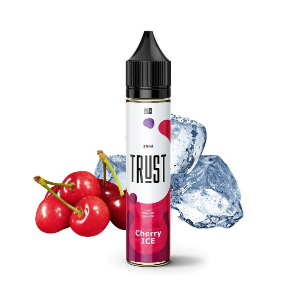 Líquido Cherry Ice | Trust Juices