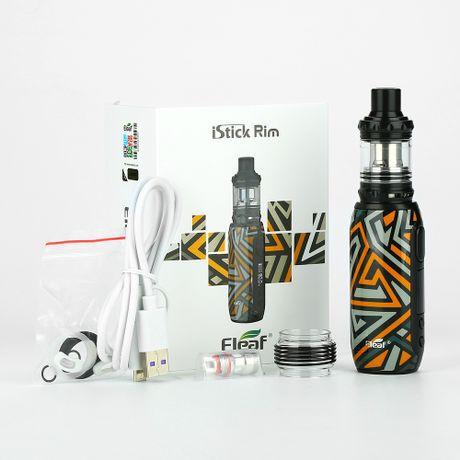 Kit iStick RIM 3000mAh c/ Atomizador Melo 5 | Eleaf