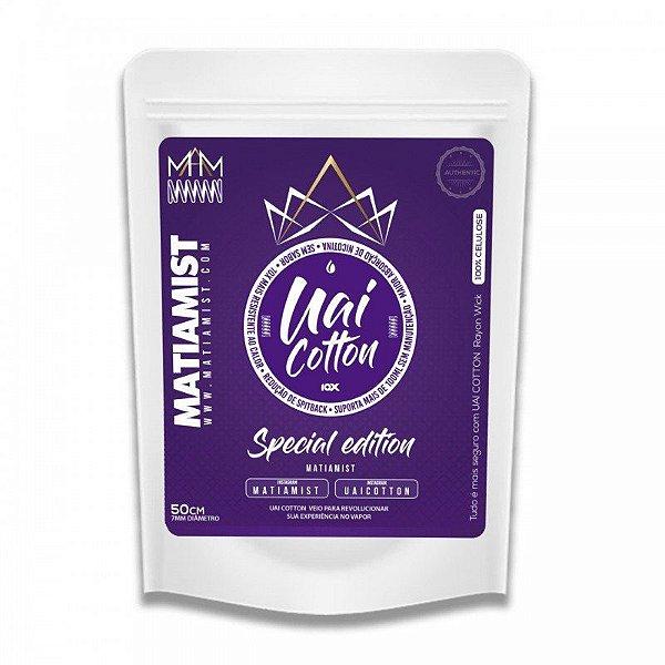 Algodão (100% CELULOSE) Uai Cotton - Matiamist