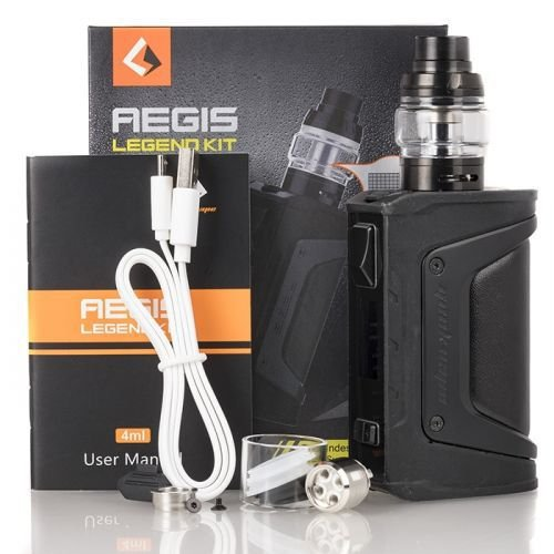 Kit Aegis Legend 200W c/ Atomizador Aero Mesh | Geekvape