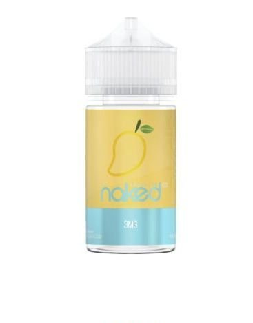 Líquido Mango - Basic Ice - Naked 100