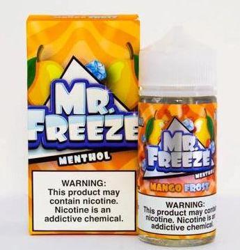 Líquido Mango - Frost - Mr. Freeze