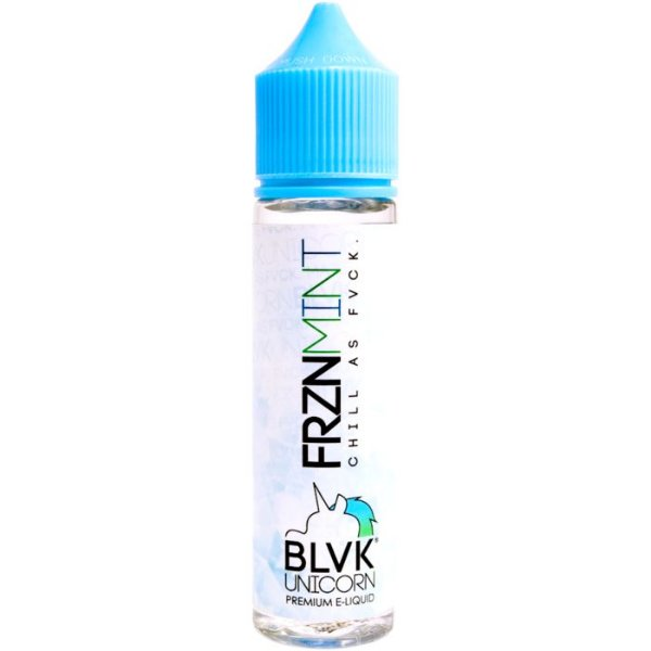 Líquido BLVK Unicorn - FRZN Series - Frzn Mint
