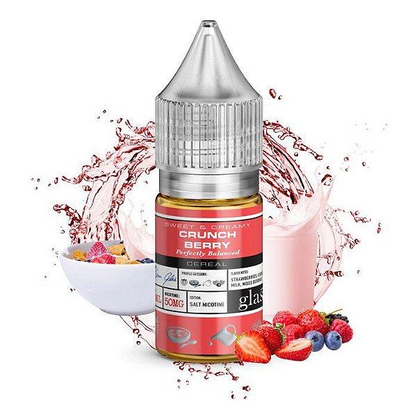 Líquido Crunch Berry - SaltNic / Salt Nicotine | Glas