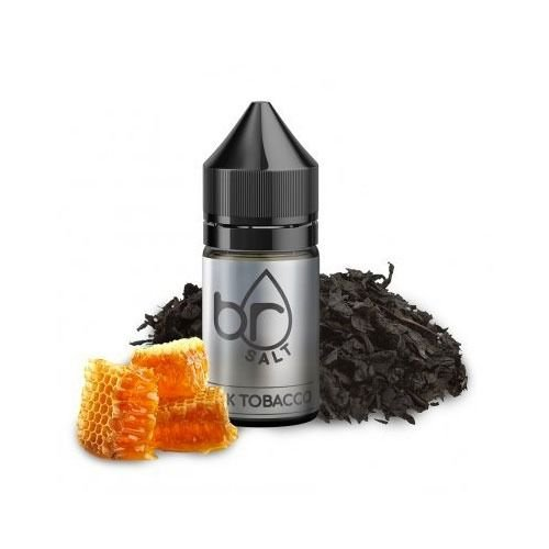 Líquido Black Tobacco + Honey - SaltNic / Salt Nicotine - BrLiquid