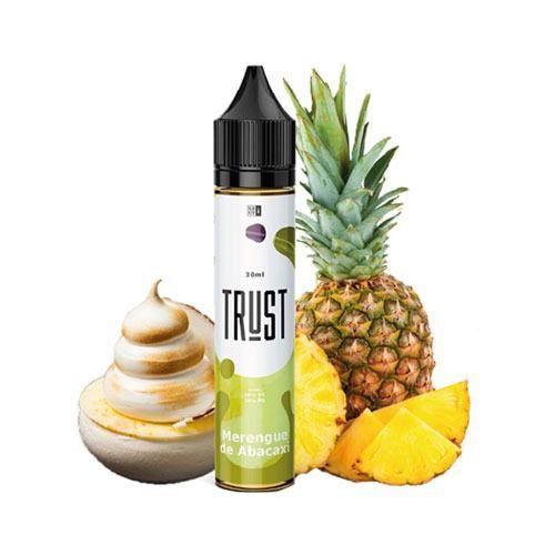 Líquido Merengue de Abacaxi   Trust Juices
