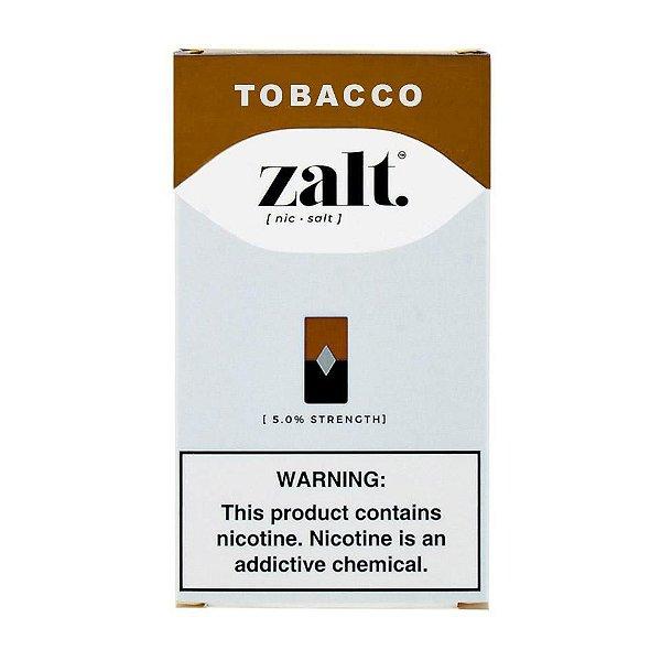 Pods C/ Líquido Tobacco - Zalt