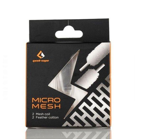 Resistências Prontas Micro Mesh KA1 - GeekVape