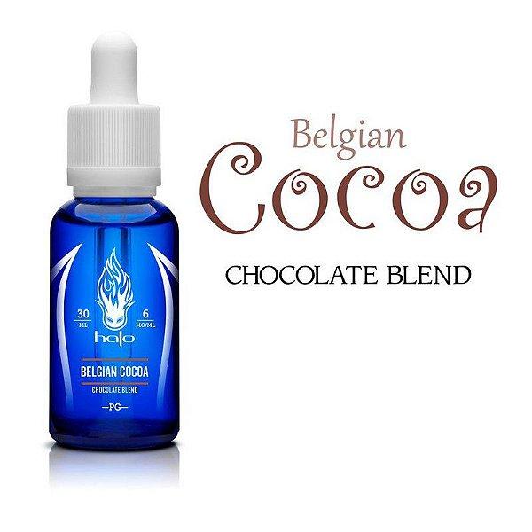 Líquido Belgian Cocoa - HALO Purity