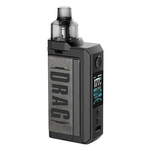 Kit Drag Max 177W c/ Atomizador PnP | Voopoo