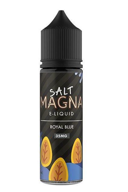 Líquido Royal Blue (Tobacco) - SaltNic / Salt Nicotine | Magna
