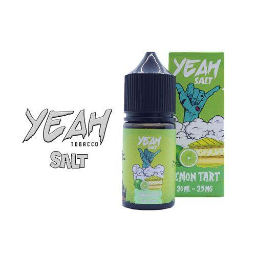 Líquido Lemon Tart - SaltNic / Salt Nicotine - Yeah