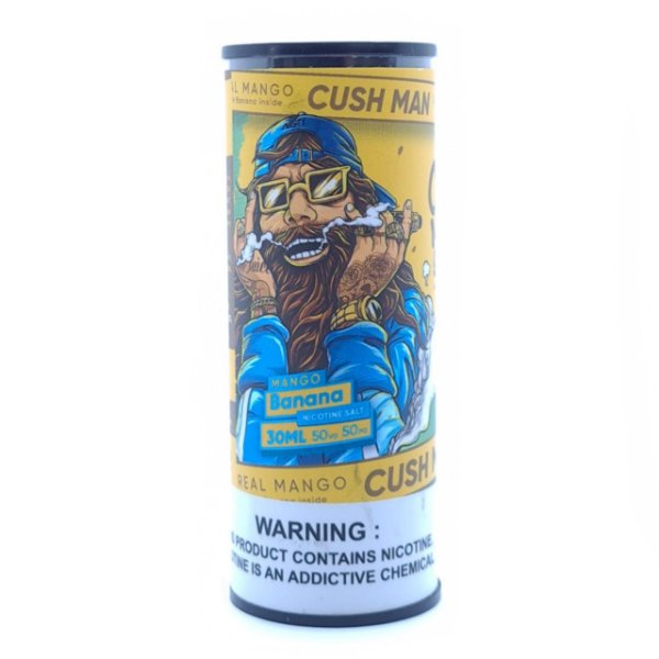 Líquido Mango Banana - SaltNic / Salt Nicotine | Nasty Juice