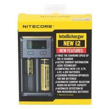 Carregador Nitecore NEW i2