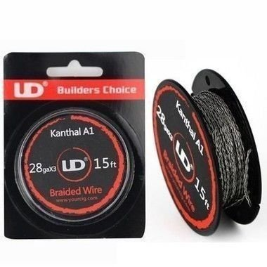 Fio Kanthal A1 - UD Youde Technology