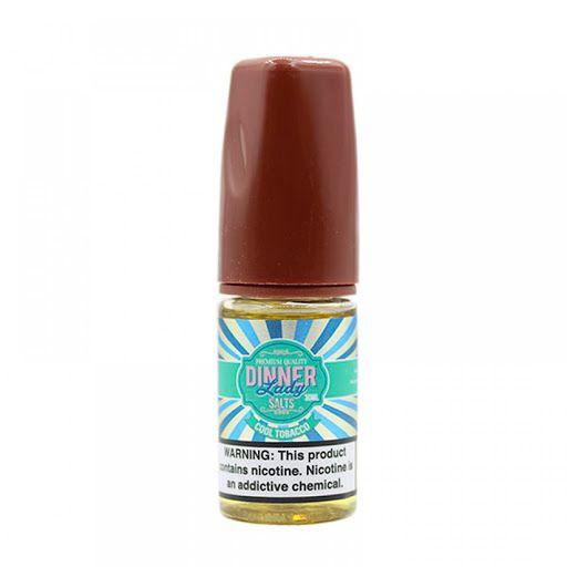 Líquido Cool Tobacco - Tobacco - SaltNic / Salt Nicotine - Dinner Lady