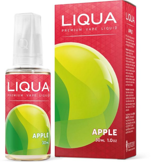 LIQUA Elements Free - Apple - Líquido