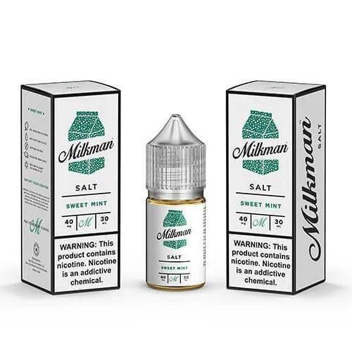 Líquido Fresh Mint - SaltNic / Salt Nicotine | The Milkman