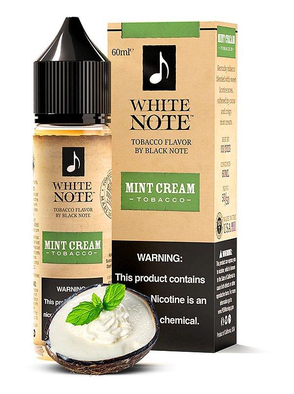 Líquido Mint Cream (Tobacco)   White Note