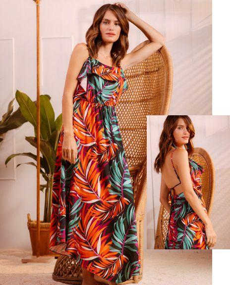 Vestido Midi Cartago